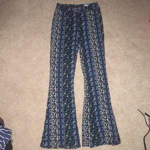 boot cut flowy pants
